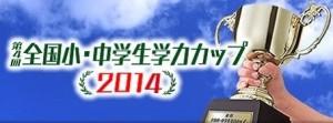 学力カップ2014