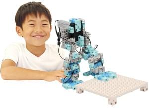 ロボとロボット少年